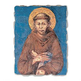 Saint Francis of Assisi by Cimabue, big size