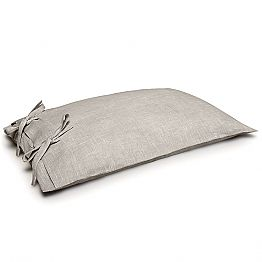Pure Linen Cushion Cover Made in Italy - Daiana