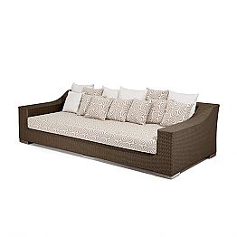 Handmade garden sofa Joe, modern design